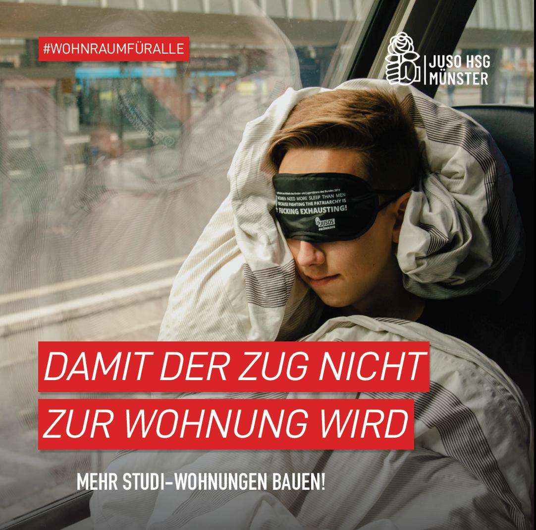 All we need is Wohnraum!